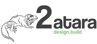 2atara design.build logo